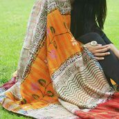 home accessory,multimatecollection,indian scarves,cheap scarf,bohemian scarf,floral design