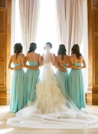 dress wedding bridesmaid mint mint dress long dress long prom dress 2014 bridesmaid dress