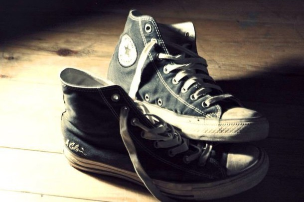 shoes cobain