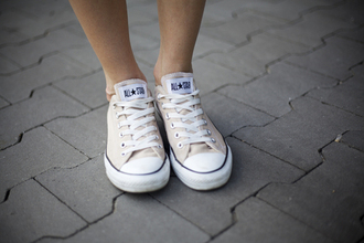 shoes beige converse tan beige converse