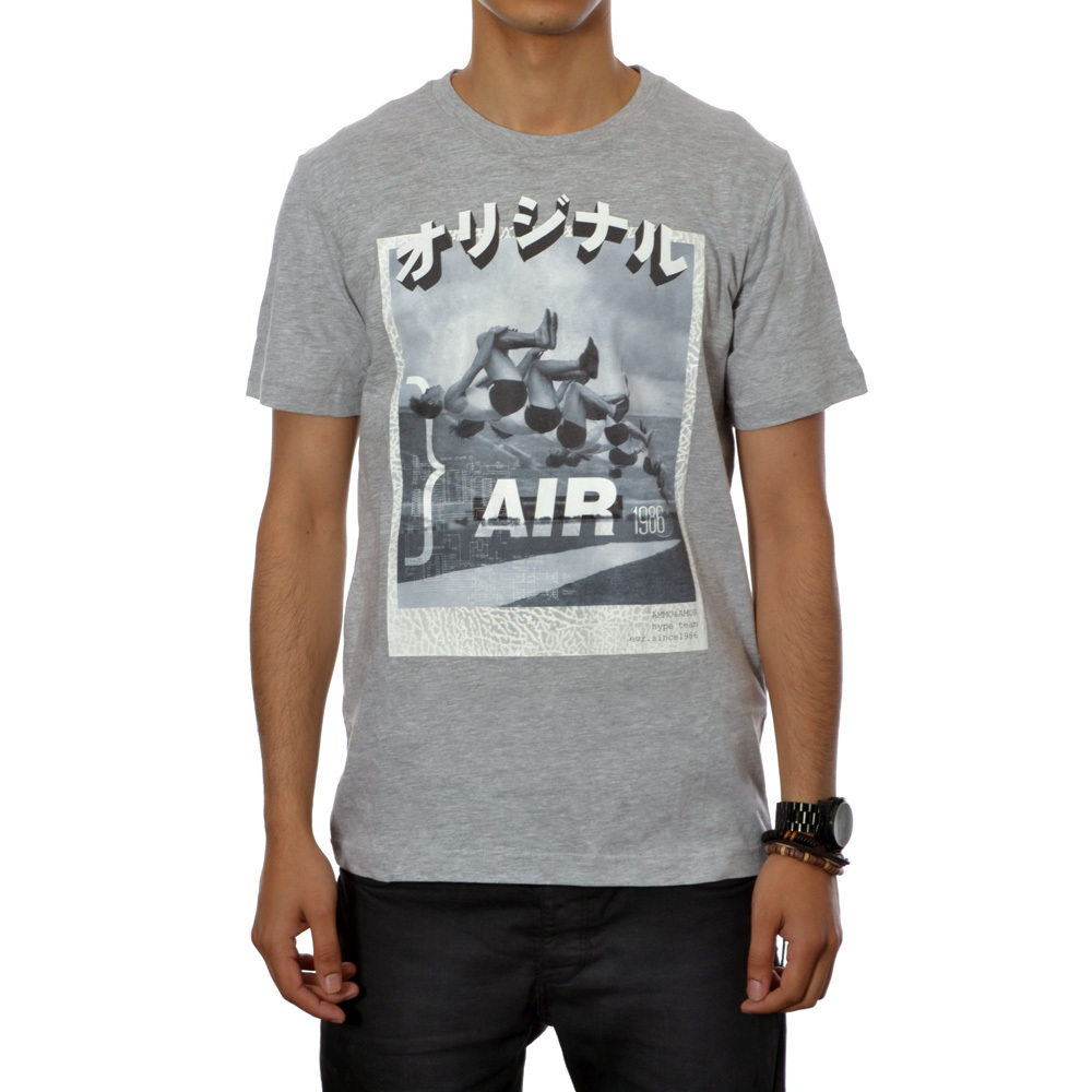 Hype Team T-shirt (grey heather)