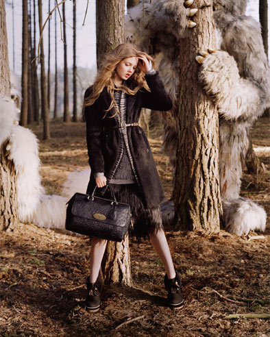 Luxury english fashion