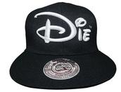 hat,black,die,disney,snapback