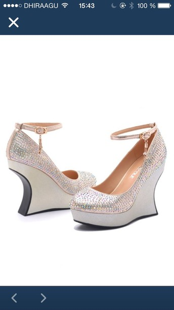 shoes glitters