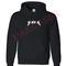 Yeezus logo hoodie unisex adult size s - 2xl