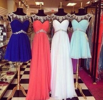 dress cute prom dress