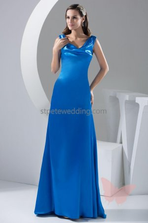 New style attractive prom dress silk satin and properous cotton