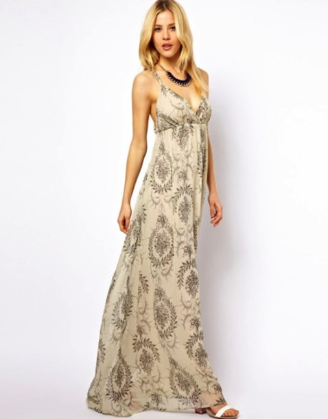 empire waist maxi dresses - Dress Yp