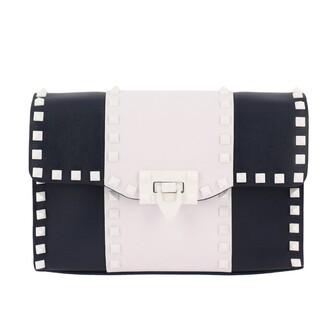 women bag shoulder bag navy