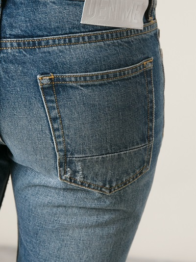 Golden Goose Deluxe Brand Straight Leg Jean - Spinnaker 101 - Farfetch.com