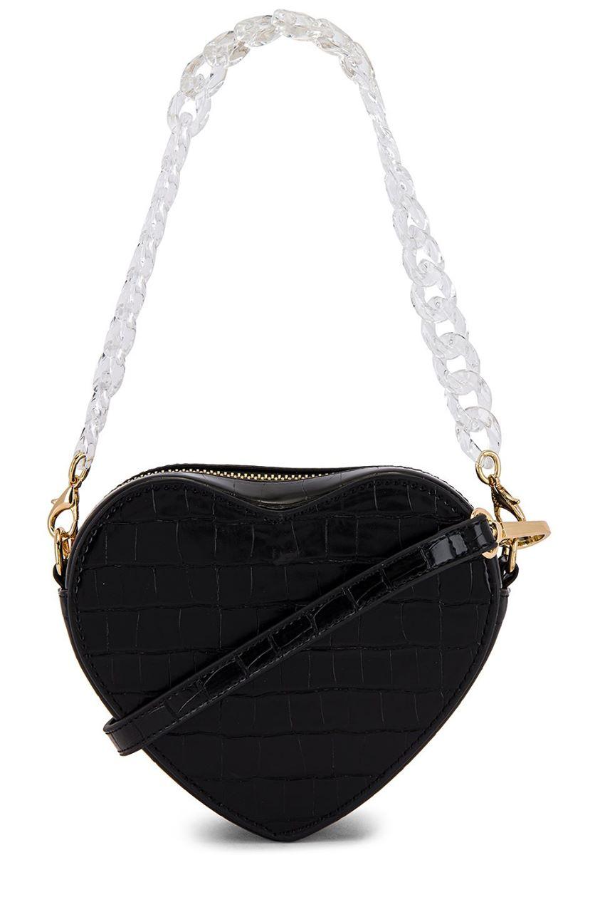 Mini Ava Heart Bag