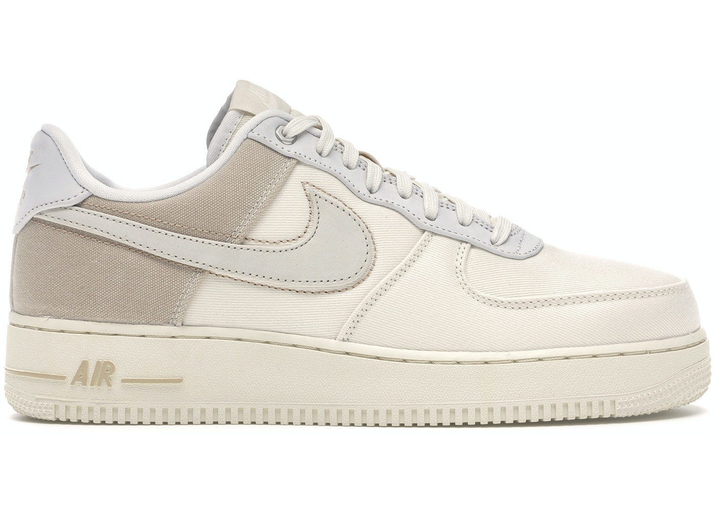 Nike Air Force 1 Low '07 Premium Pale Ivory
