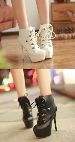 Knight Ladies High Heels  | JOSELIZ SHOP