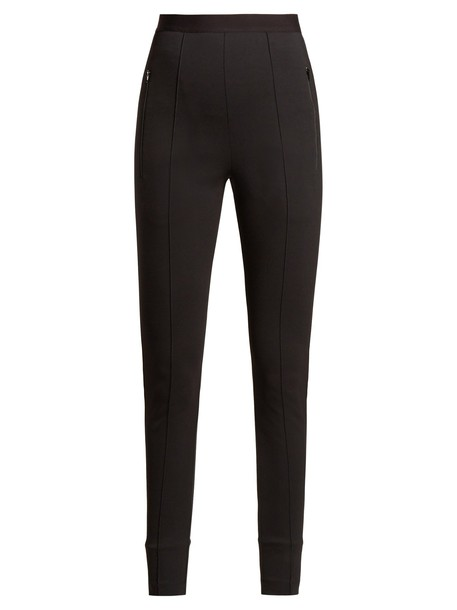 Balenciaga high black pants