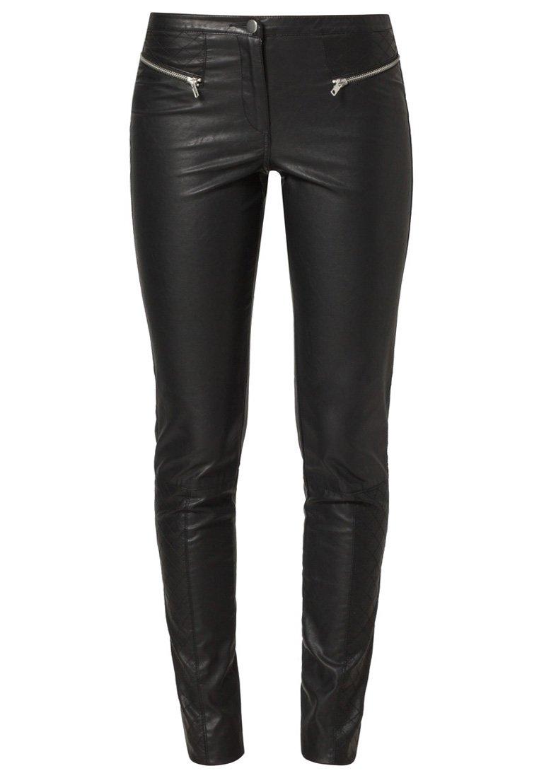 Vero Moda HARLOW - Stoffhose - black - Zalando.de