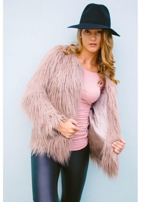 Cara Coat- Our Cara coat is fabulous and a little over the top- exactly