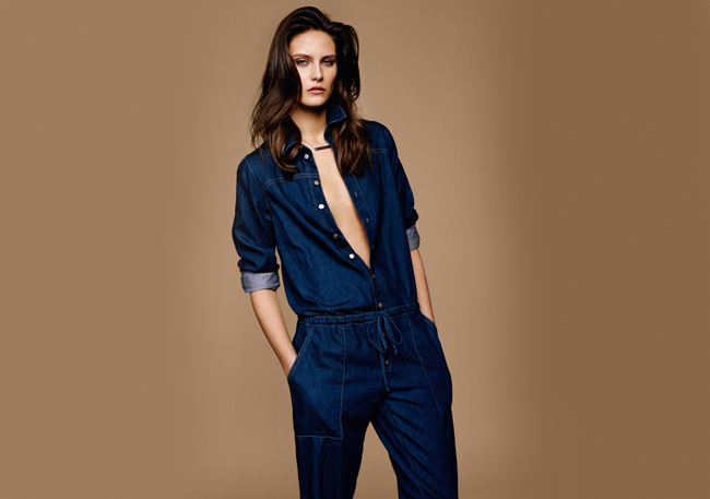 Women's clothing: dresses, tops, jeans, etc.