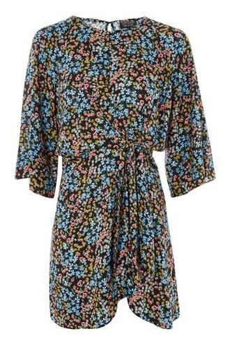dress mini dress mini floral