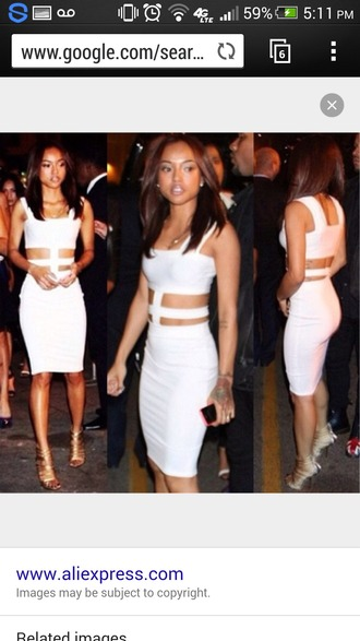 dress white dress cute sexy dress homecoming