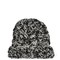 Chunky-knit wool and cashmere-blend beanie hat