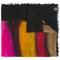 Faliero sarti striped scarf, women's, virgin wool