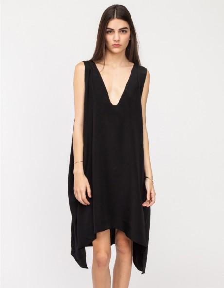 Jasmin Shokrian / Silk Envelope Dress