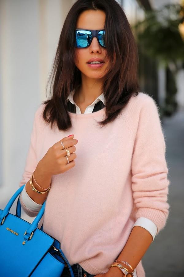viva luxury bag shoes sweater jeans nail polish jewels