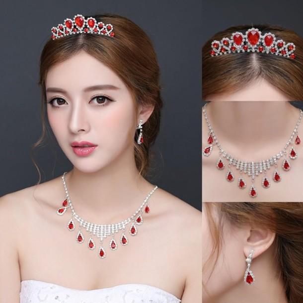 cheap wedding tiaras 2016 wedding crowns bridal hair accessories for