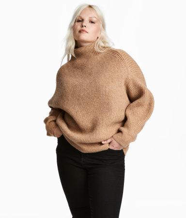 H&M H&M  Rib-knit Sweater $49.99