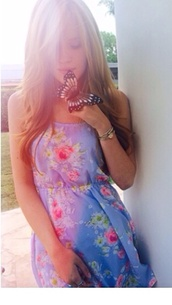 dress,bella thorne