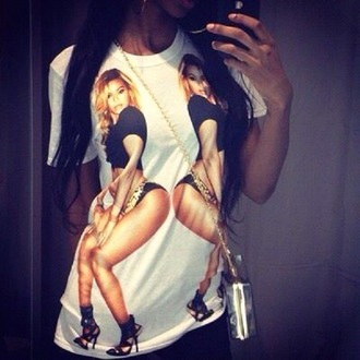 t-shirt clothes beyonce