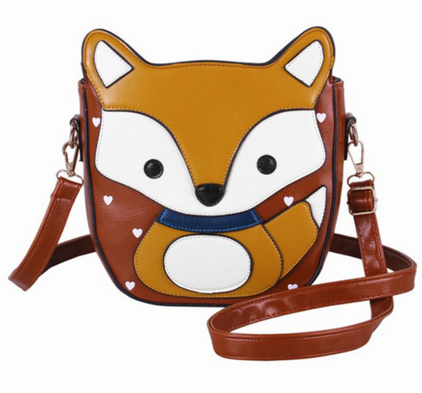 bag fox handbag