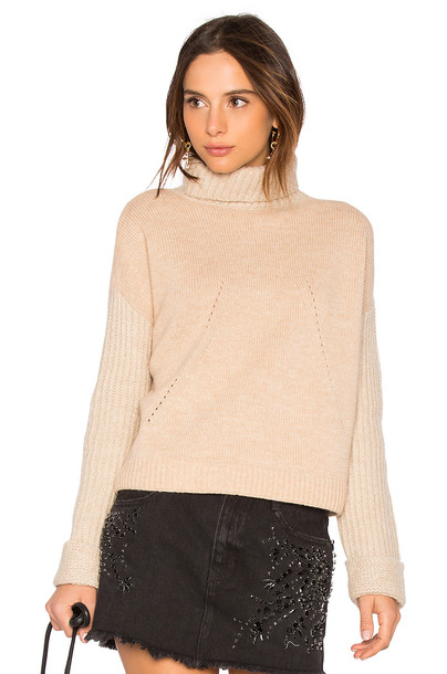tabula rasa sweater turtleneck turtleneck sweater beige