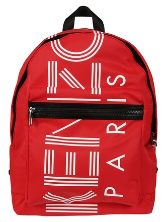 backpack red bag