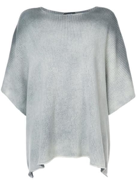 blouse women grey top