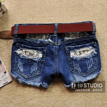Shop denim shorts women personality online - Buy denim shorts women personality for unbeatable low prices on AliExpress.com