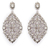 Showstopper Earrings by Badgley Mischka Jewelry at $25 | Rent The Runway