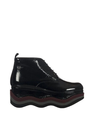wedges black shoes