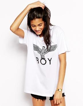 BOY London | Boy London Eagle T-Shirt at ASOS