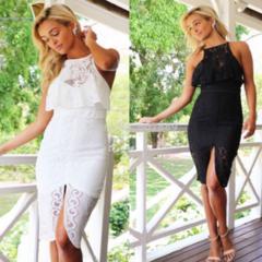Lace Dreams Party Dress – Dream Closet Couture