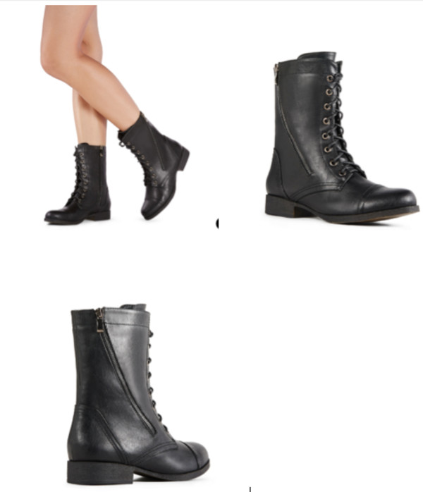 shoes comabt boots indie grunge soft boots fall outfits fall outfits footwear retro vintage style booties wedges heels punk