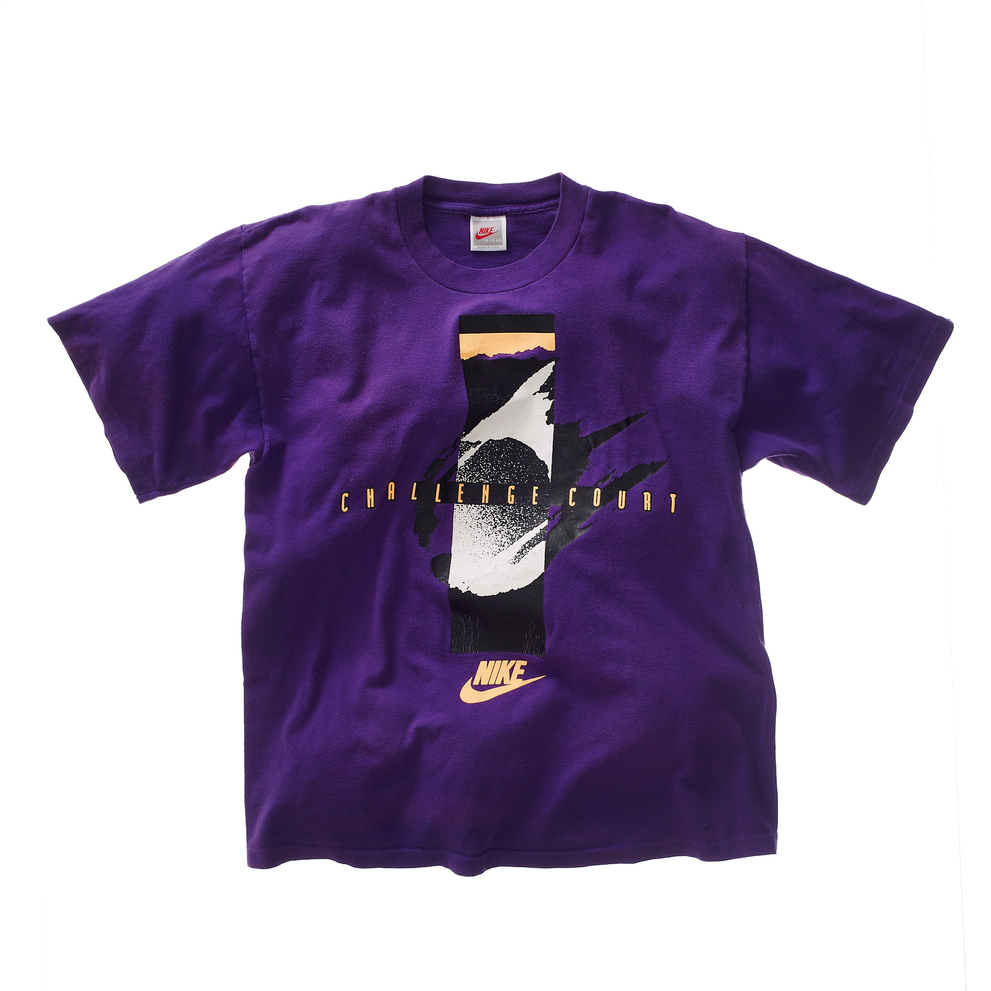 Nike Challenge Court T-Shirt Purple
