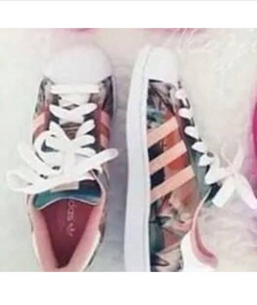 Adidas Superstar Pastel Adidas Superstar Rose Pastel