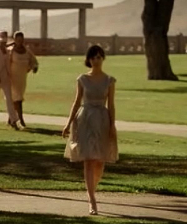 500 days of Summer dress Zooey Deschanel by atelierTAMI on ...