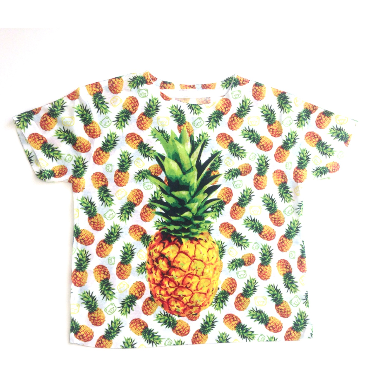 BabybearClothing | Pineapples & BEARS