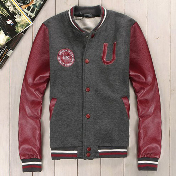 jacket baseball jacket letterman jacket