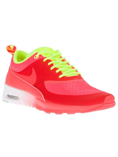Nike 'air Max Thea Woven' Trainer - Voo - Farfetch.com