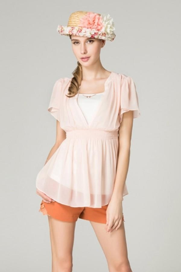 shirt persunmall pink shirt pink clothes persunmall shirt