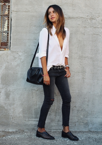sincerely jules blogger jeans