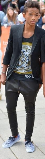 shirt,msfts,jaden smith,pants
